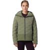 Mountain Hardwear Women's Super/DS Climb Hoody - Medium - Light Army