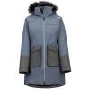 Marmot Women's Jules Jacket - Small - Steel Onyx / Grey Heather