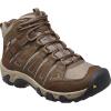 Keen Men's Oakridge Mid Waterproof Boot - 12 - Cascade / Brindle
