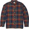Billabong Men's Coastline Long Sleeve Shirt - Large - Dark Blue