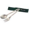 Snow Peak Titanium Fork and Spoon
