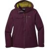 Outdoor Research Women's Blackpowder II Jacket - Small - Cacao