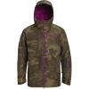 Burton Men's GTX Radial Slim Jacket - Large - Worn Camo