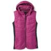 Smartwool Women's Smartloft 60 Hoody Vest - XS - Sangria