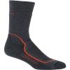 Icebreaker Men's Hike+ Medium Crew Sock - Medium - Monsoon
