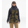 The North Face Women's A-CAD FUTURELIGHT Jacket - Small - British Khaki Ridgeline Camo Print / Weathered Blk