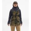 The North Face Women's A-CAD FUTURELIGHT Jacket - Large - British Khaki Ridgeline Camo Print / Weathered Blk