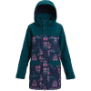 Burton Women's GTX Eyris Jacket - XL - Deep Teal / Dress Blue Stylus
