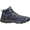 Keen Men's Venture Mid Waterproof Shoe - 15 - Blue Nights / Raven