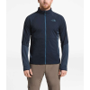 The North Face Men's Ventrix LT Fleece Hybrid Jacket - XL - Urban Navy / Shady Blue