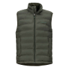 Marmot Men's Alassian Featherless Vest - Large - Rosin Green