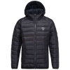 Rossignol Boys' Light Hooded Jacket - 12 - Black