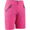 Louis Garneau Women's Stream Zappa Shorts - XL - Pink Glow
