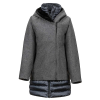 Marmot Women's Victoria Jacket - Large - Grey Heather / Steel Onyx
