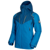 Mammut Men's Scalottas HS Thermo Hooded Jacket - Large - Sapphire / Wing Teal