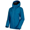 Mammut Women's Convey 3 In 1 HS Hooded Jacket - Large - Sapphire / Deer