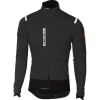 Castelli Men's Alpha ROS Jacket - Large - Light Black / Black