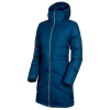 Mammut Women's Fedoz IN Hooded Parka - XL - Wing Teal