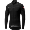 Castelli Men's Perfetto RoS Convertible Jacket - XL - Light Black