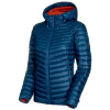Mammut Women's Convey IN Hooded Jacket - Medium - Wing Teal / Pepper