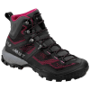 Mammut Women's Ducan High GTX Boot - 8.5 - Dark Titanium / Light Golden