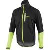 Louis Garneau Men's Torrent RTR Jacket - XS - Black / Yellow
