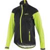 Louis Garneau Women's Torrent RTR Jacket - XL - Black / Yellow