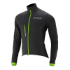 Capo Men's Pursuit Thermal Jacket - Large - Black / Green