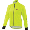 Louis Garneau Men's Commit Waterproof Jacket - Medium - Bright Yellow