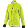 Louis Garneau Women's Commit Waterproof Jacket - Medium - Bright Yellow