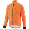 Louis Garneau Men's Commit Waterproof Jacket - Small - Orange Fluo