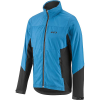 Louis Garneau Men's Mondavi Jacket - Small - Bombay Blue