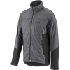 Louis Garneau Men's Mondavi Jacket - Medium - Black / Grey