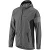 Louis Garneau Men's Modesto Hoodie Jacket - Small - Black / Gray