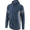 Louis Garneau Men's Modesto Hoodie Jacket - XL - Sargasso Sea