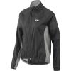 Louis Garneau Women's Modesto 3 Jacket - Large - Black / Gray