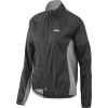 Louis Garneau Women's Modesto 3 Jacket - XL - Black / Gray