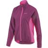 Louis Garneau Women's Modesto 3 Jacket - XXL - Magenta Purple