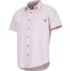 Marmot Men's Tumalo SS Shirt - Small - Pink Sand