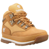 Timberland Toddlers' Euro Hiker Leather and Fabric Boot - 6 - Wheat Full-Grain / Fabric