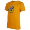 Mammut Men's Logo T-Shirt - XL - Golden Prt1