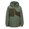 Marmot Boys' Rochester Jacket - Medium - Crocodile / Rosin Green