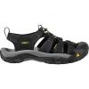 Keen Men's Newport H2 Sandal - 17 - Black