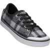 Keen Women's Elsa III Sneaker Shoe - 5 - Black Plaid / Black