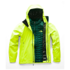 The North Face Men's ThermoBall Triclimate Jacket - Medium - Lime Green / Lime Green