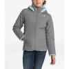 The North Face Girls' Mossbud Swirl Parka - XXS - TNF Medium Grey Heather