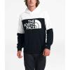 The North Face Men's Drew Peak Pullover Hoodie - Small - TNF Black / TNF White