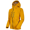 Mammut Men's Stoney HS Jacket - Medium - Golden