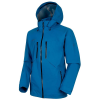 Mammut Men's Stoney HS Jacket - Medium - Sapphire