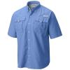 Columbia Men's Bahama II SS Shirt - XL - White Cap